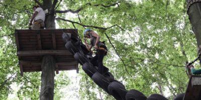 park linowy ostrzyce 400x200 Atrakcje